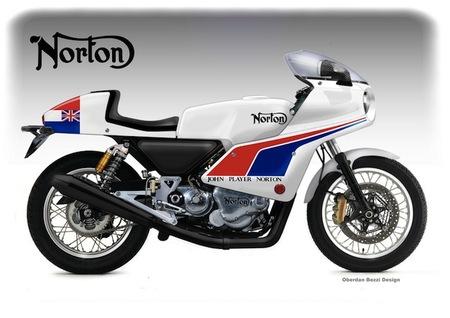 Norton 961 Jhon Player