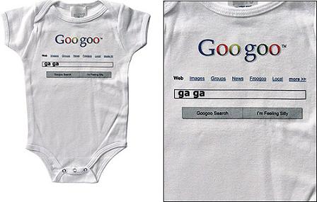Body o camiseta para bebés geek