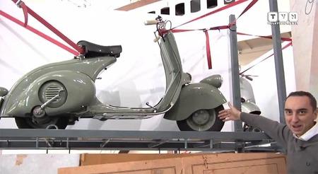 Vespa Vs Lambretta, desafío atemporal