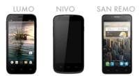 Orange estrena teléfonos: Lumo con conectividad LTE,  Nivo y San Remo