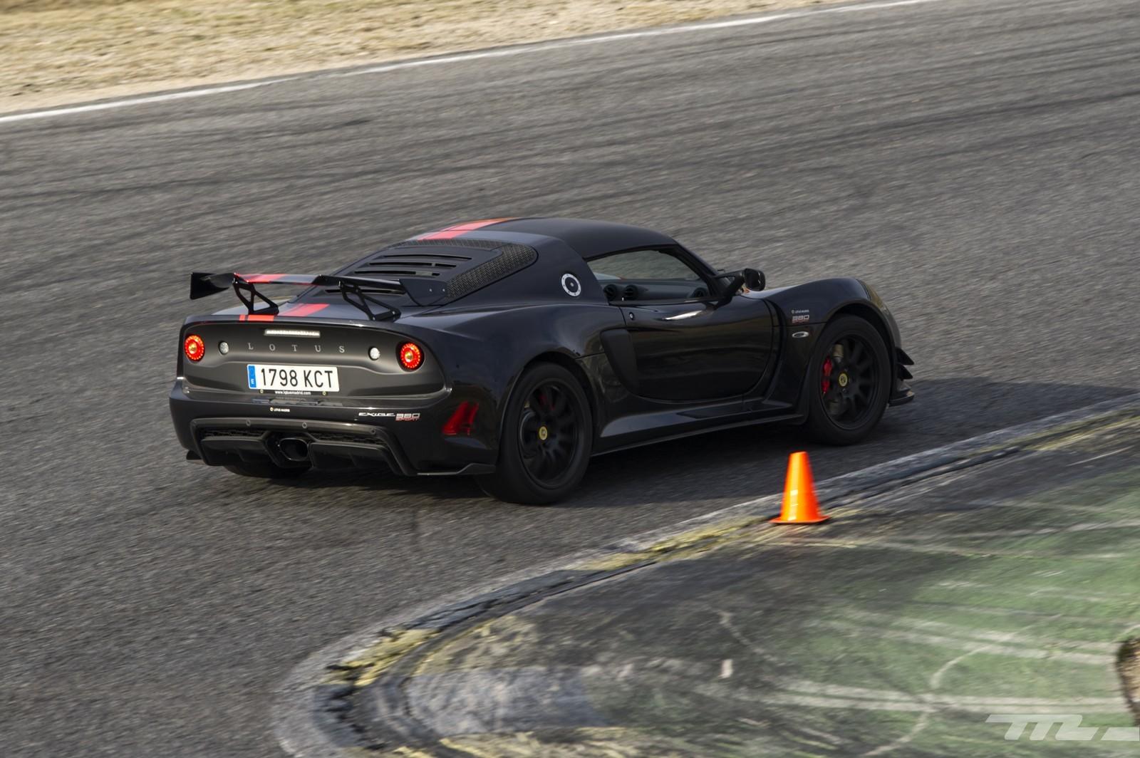 Foto de Lotus Exige 380 Sport (prueba) (14/45)