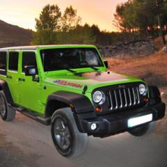 Foto 11 de 33 de la galería jeep-wrangler-mountain en Motorpasión