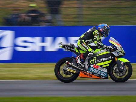 Jorge Navarro Le Mans Moto2 2019