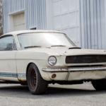 Después de 40 años escondido, ¿qué precio le pondrías a un Ford Mustang Shelby GT350 del 65?
