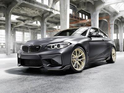 El BMW M Performance Parts Concept es un 'show-car' que merece estar a la venta