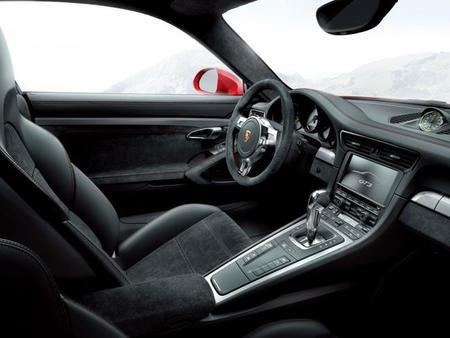 Porsche 911 GT3 2013 interior