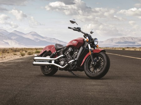 Indian Scout Sixty 07