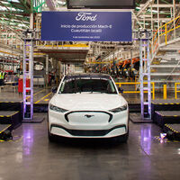 El Ford Mustang Mach-E, muy cerca: el SUV eléctrico ya ha comenzado su producción en México