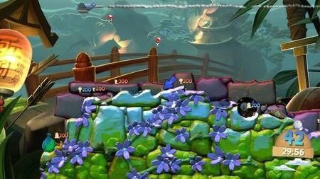 Ya podemos precomprar 'Worms Clan Wars' en Steam y ver sus primeras imágenes