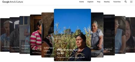 Google Arts Culture Taste Mexico Sabores