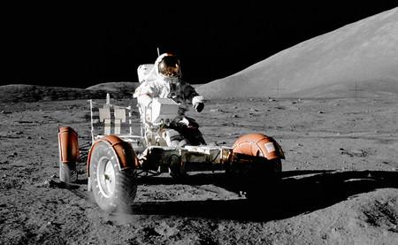 No contentos con calentar la Tierra, los humanos nos las hemos apañado para calentar la Luna