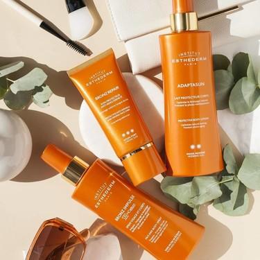 Mientras esperas a la fase que permita ir a la playa, puedes usar este spray de Institut Esthederm para estimular la melanina