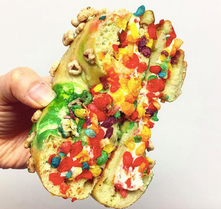 TrendInFood: Bagels con cereales para cumplir tu antojo de desayuno