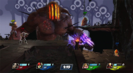 Kratos, Radec, Sweet Tooth, PaRappa the Rapper... todos ellos y muchos más pelearán en 'PlayStation All-Stars Battle Royale'