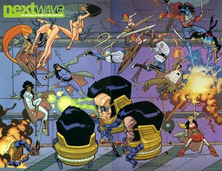 Nextwave 2