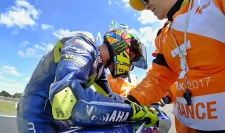 """Valentino Rossi y la recompensa inmerecida de Le Mans: """"Quiero pedir perdón, podíamos haber ganado"""""""