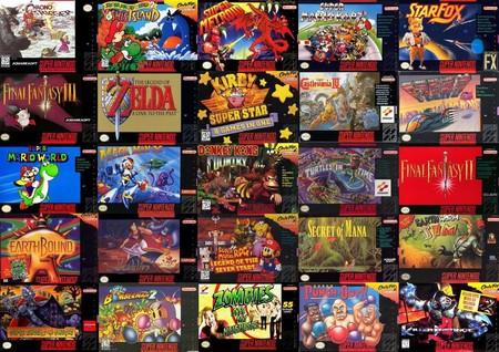 Los juegos que no estarán y nos habría gustado ver también en la SNES Mini