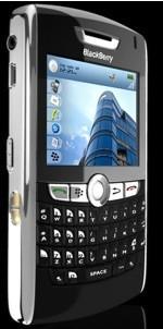 Blackberry 8830, ya oficial