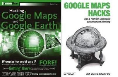 Google Earth y Google Maps ya tienen sus libros