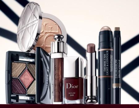La colección Skyline de Dior, creaciones inéditas que recuerdan el cielo otoñal y la arquitectura de París