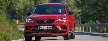 CUPRA Ateca, al volante de un SUV deportivo sin nada que envidiar al León CUPRA