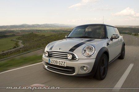 Mini Cooper, prueba (conducción y dinámica)