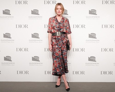 Dior Gig Pre Party 2018 Camille Rowe