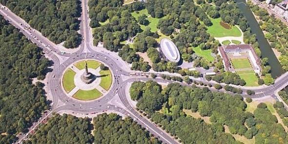 La experiencia de perderse por el Tiergarten de Berlín