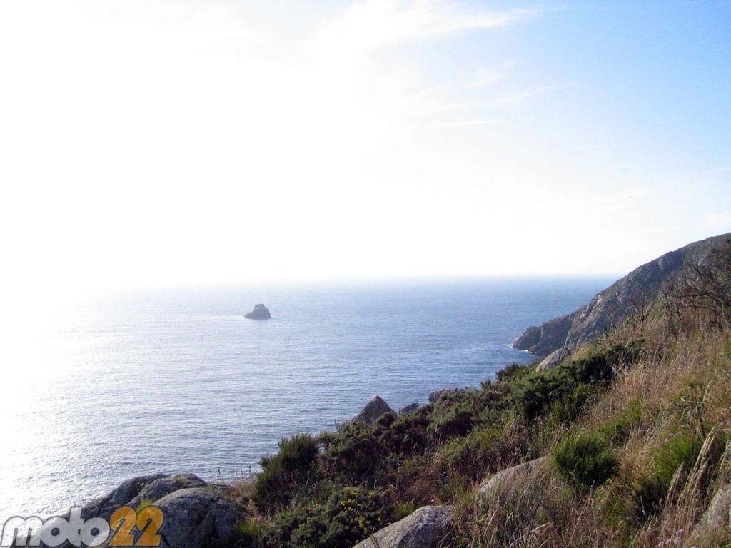 Foto de Las vacaciones de Moto 22, Finisterre-Plasencia (5/9)