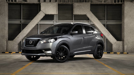 Nissan Kicks Midnight Edition Mexico