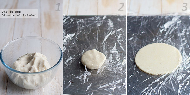 Cómo hacer tortillas de maíz para tacos. Receta mexicana paso a paso