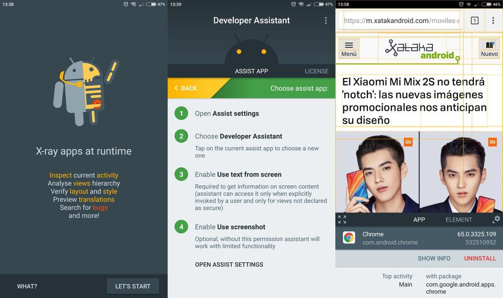 Depurador Android