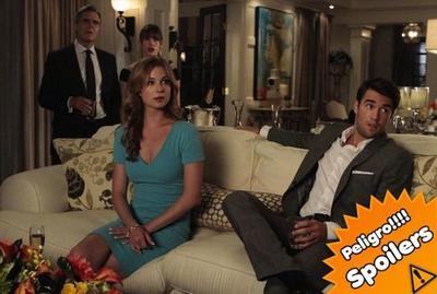 Amanda y 'Revenge' tienen claros sus objetivos de cara a la tercera temporada