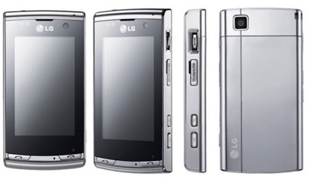 LG GT810H con Windows Mobile