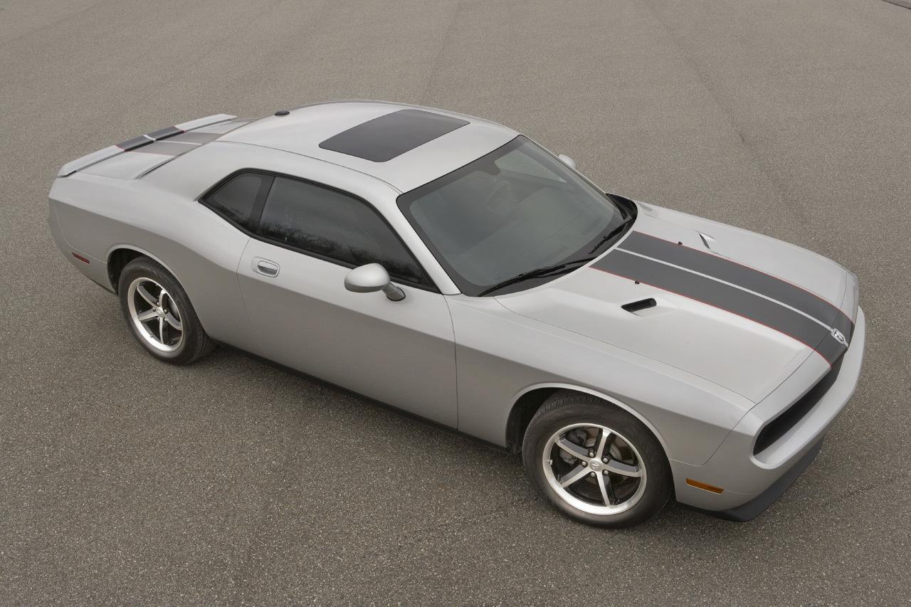 Foto de 40 aniversario del Dodge Challenger (17/64)