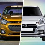 Chevrolet Beat Notchback vs. Hyundai Grand i10 Sedán: : Analizamos dos sedanes 'low-cost'