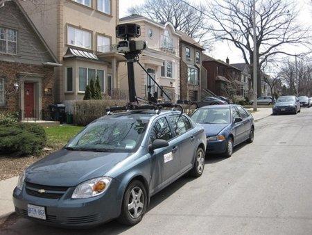 La imputación a Google España por el caso Street View se queda en nada