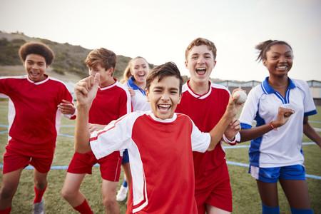 Gruopo Adolescentes Equipo