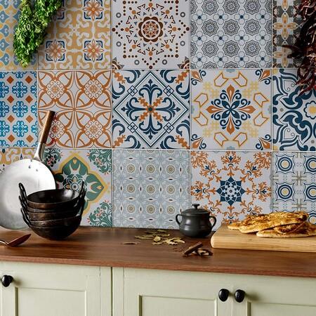 Pegatinas para paredes de cocina