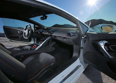 Lamborghini Huracán Interior