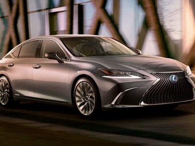 Así de interesante luce el nuevo Lexus ES... pero aún es un misterio si llegará o no a Europa