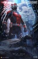 'Ant-Man', primer cartel