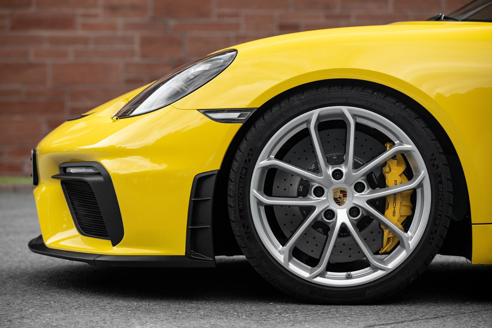 Foto de Porsche 718 Spyder (prueba contacto) (247/296)