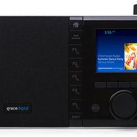 Mondo+, una típica radio-despertador que se actualiza con  Chromecast y pantalla LCD de serie