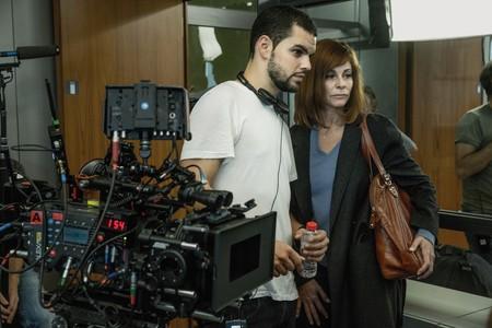 """""""En 'El pacto' hemos tenido muy presente a David Fincher"""". David Victori, director y coguionista"""
