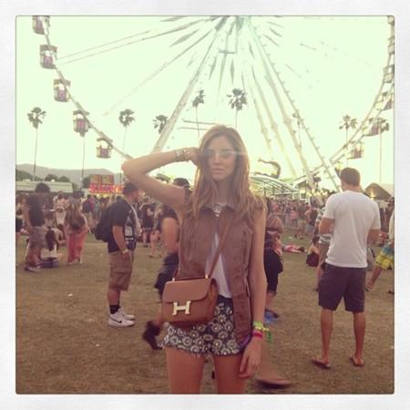 No serás una blogger de éxito si no estás presente en Coachella...