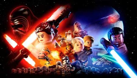 Así de simpático es el tráiler de lanzamiento de LEGO Star Wars: El Despertar de la Fuerza