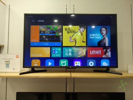 Tele Xiaomi 4k Tienda Bcn