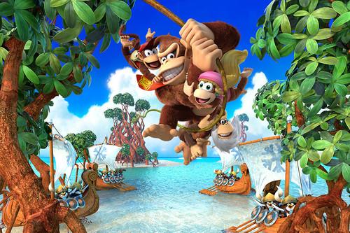 Si Donkey Kong Country: Tropical Freeze para Wii U era imprescindible, en Switch consigue serlo aún más