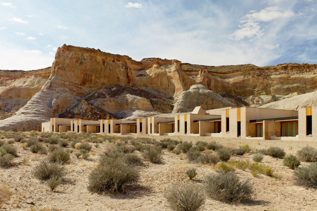 Cuando la arquitectura se adapta al terreno for Cuando se creo la arquitectura